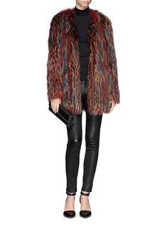 HOCKLEY'Gloriosa' fox fur coat