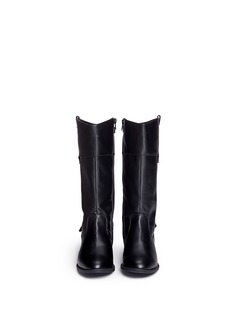 Sam Edelman 'Pia' faux leather kids riding boots