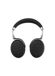 Parrot Zik 3 over stitch wireless headphones and charger set