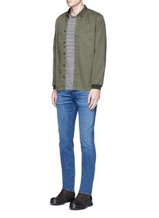 3x1'M5' selvedge skinny jeans