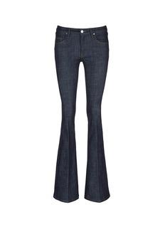 VICTORIA, VICTORIA BECKHAMCotton blend flared jeans