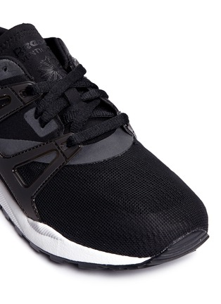 Detail View - Click To Enlarge - Reebok - 'Ventilator Adapt' neoprene sneakers