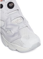 Insta Pump Fury CLSHX' slip-on sneakers