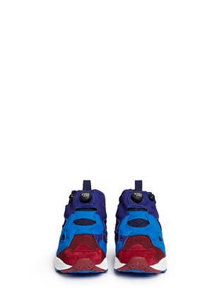 Front View - Click To Enlarge - Reebok - 'Insta Pump Fury' slip-on sneakers