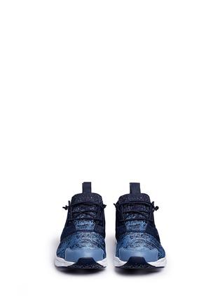 Figure View - Click To Enlarge - Reebok - 'Furylite JF' fade jacquard sneakers