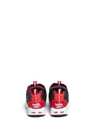 Back View - Click To Enlarge - Reebok - 'InstaPump Fury Road' slip-on sneakers