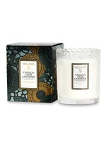 Japonica French Cade & Lavender scented candle 176g