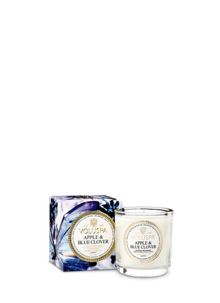 - VOLUSPA - Maison Jardin Apple and Blue Clover votive candle