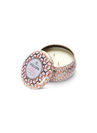 首图 –点击放大 - VOLUSPA - Saijo Persimmon maison metallo scented candle