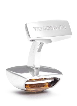 Tateossian - 'Checkerboard' cufflinks
