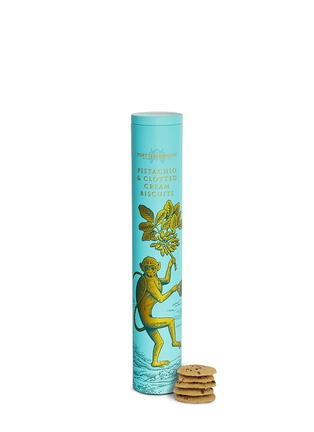 Fortnum & Mason - Pistachio and clotted cream biscuits