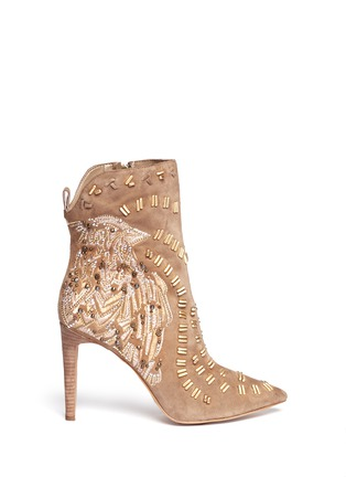 Main View - Click To Enlarge - Sam Edelman - Melina suede booties