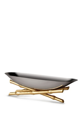 L'Objet - Bambou Large Serving Boat