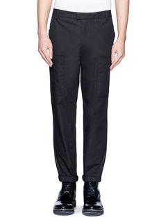 ALEXANDER WANG Cotton cargo pants