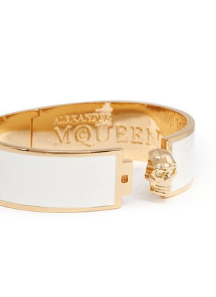 Detail View - Click To Enlarge - Alexander McQueen - Skull bangle