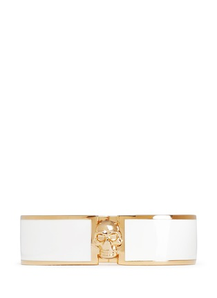 Main View - Click To Enlarge - Alexander McQueen - Skull bangle