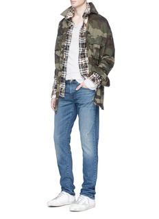 J Brand 'Tyler' slim fit distressed jeans