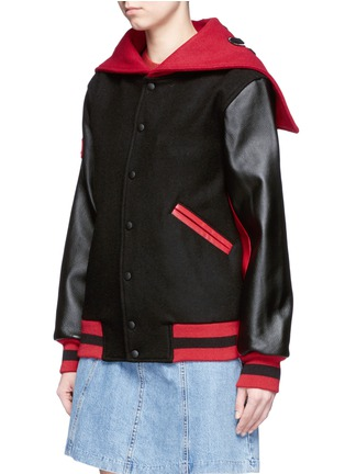 Detail View - Click To Enlarge - Opening Ceremony - Global varsity jacket – Albania