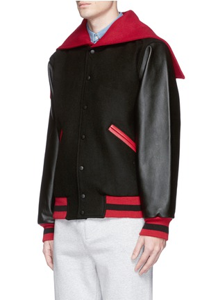 Front View - Click To Enlarge - Opening Ceremony - Global varsity jacket – Albania