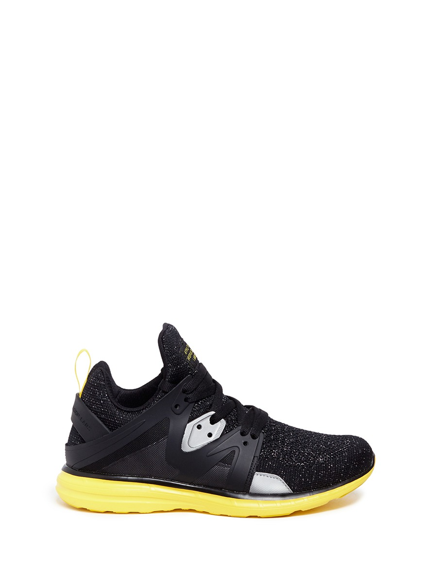 x Renault Sport Formula 1 Ascend Techloom knit sneakers by Athletic Propulsion Labs