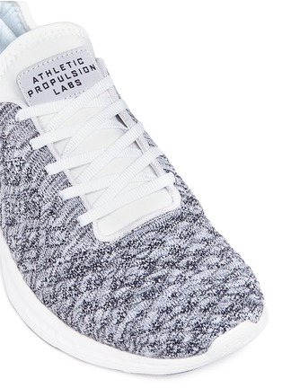 Detail View - Click To Enlarge - Athletic Propulsion Labs - 'Techloom Phantom' knit sneakers
