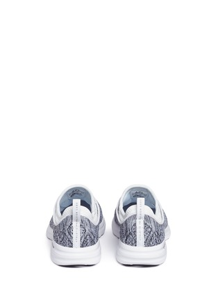 Back View - Click To Enlarge - Athletic Propulsion Labs - 'Techloom Phantom' knit sneakers