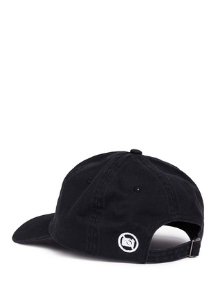 Figure View - Click To Enlarge - Nasaseasons - 'No Pictures' embroidered baseball cap