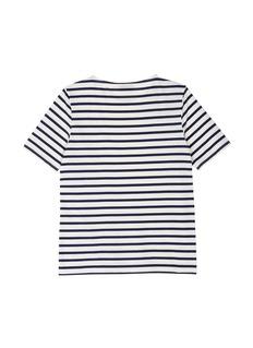 Saint-James Levant Moderne' stripe unisex T-shirt