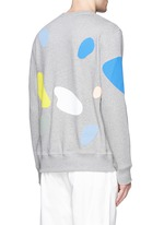 'Mushroom Spot' print sweatshirt
