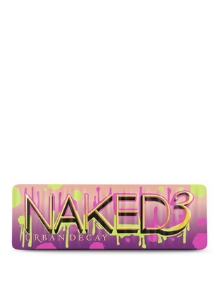 Urban Decay - Trick Out Your Naked - Naked3 Eyeshadow Palette