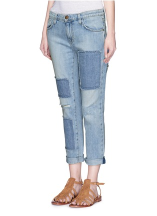 Current/Elliott - 'The Fling' distressed jeans