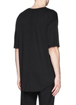 'Maria' print cotton-modal T-shirt