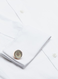 TateossianQuartz watch cufflinks