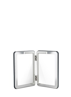 Addison RossSilver plate 4R double photo frame