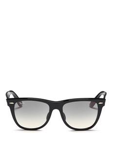 RAY-BAN'Original Wayfarer' classic acetate sunglasses