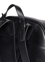 '31 Hour' leather backpack