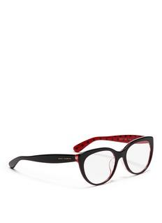 DOLCE & GABBANACat eye optical glasses