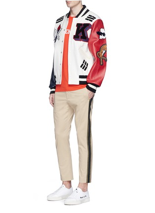 Detail View - Click To Enlarge - Opening Ceremony - Global Varsity jacket – Korea