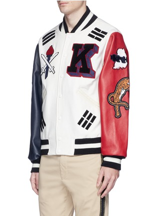 Front View - Click To Enlarge - Opening Ceremony - Global Varsity jacket – Korea