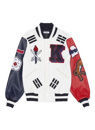 Main View - Click To Enlarge - Opening Ceremony - Global Varsity jacket – Korea