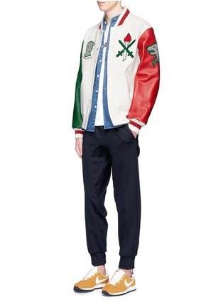 Detail View - Click To Enlarge - Opening Ceremony - Global varsity jacket – Italy