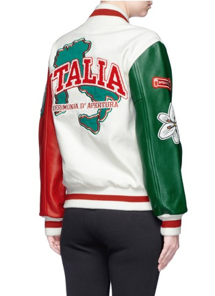 - Opening Ceremony - Global varsity jacket – Italy