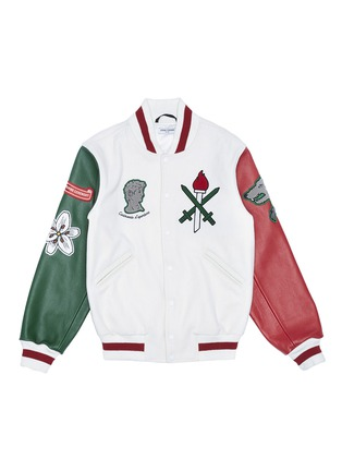 Main View - Click To Enlarge - Opening Ceremony - Global varsity jacket – Italy