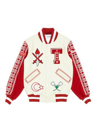 Main View - Click To Enlarge - Opening Ceremony - Global varsity jacket – Turkey