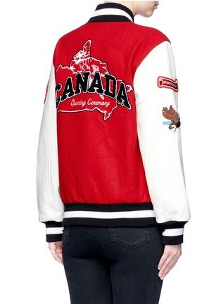 - Opening Ceremony - Global varsity jacket – Canada