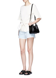 3.1 Phillip Lim 'Soleil' mini leather drawstring bucket bag