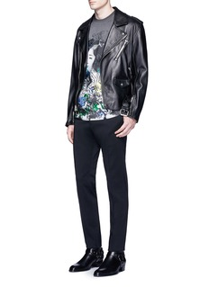 Dsquared2 Geisha graffiti print T-shirt