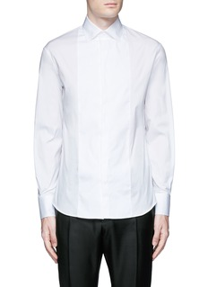 Dsquared2Slim fit tuxedo shirt
