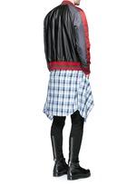 'Twiggy Boy' zip cuff slim fit jeans