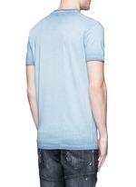 Finger print T-shirt